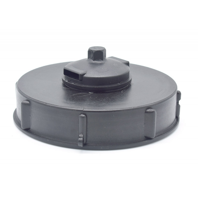 Lid 15cm for 1000L tank with central opening