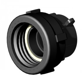 """Product sheet Female connector S60x6 2 """"- female thread 1-1 / 2"""""""