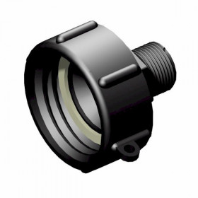 "Product sheet 2 ""female connector S60x6 - male 3/4"", not gas"