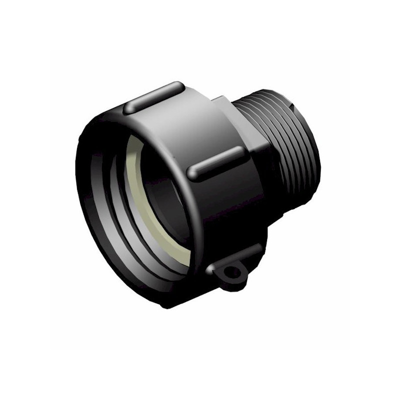 "Product sheet 2 ""S60x6 female connector - male 1-1 / 4"", not gas"