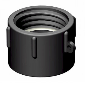 """Product sheet 2 """"female connector S60x6 / female 1"""" 1/4 no gas"""