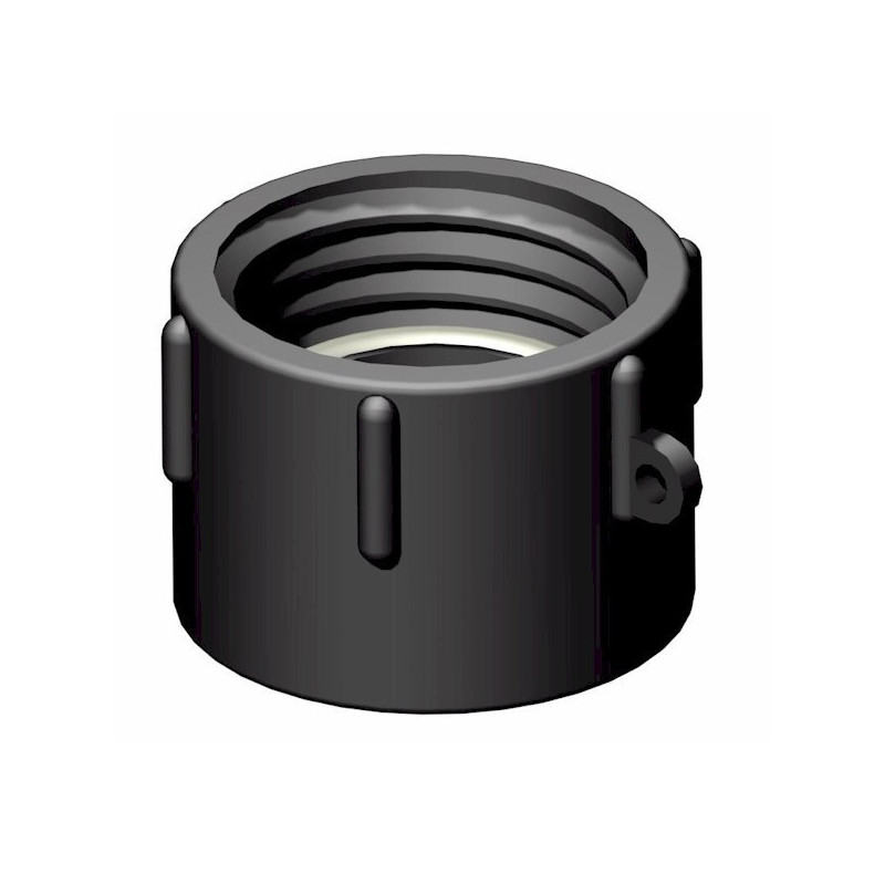 """Product sheet Female 2 """"S60x6 / female 1"""" 1/2 pitch gas fitting"""