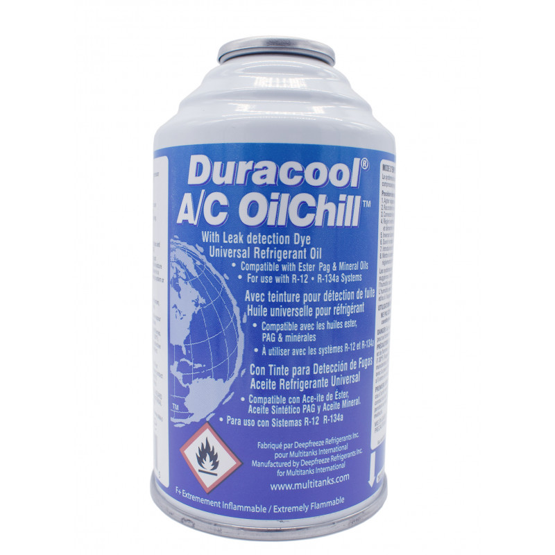 CANDLE OIL DURACOOL A / C OIL - 113GR