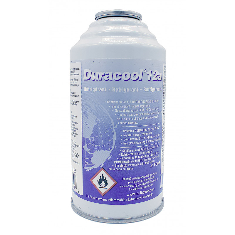 Duracool 12A Gas Can - 170gr