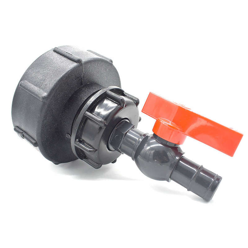 Product sheet S100x8 fitting - right outlet valve