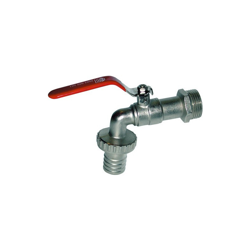 Product sheet Ball valve, 3/4 inch thread outlet 19mm