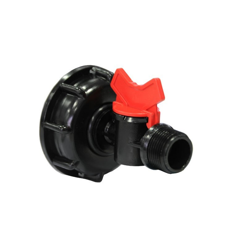 Product sheet Connection with 3/4 inch male threaded valve