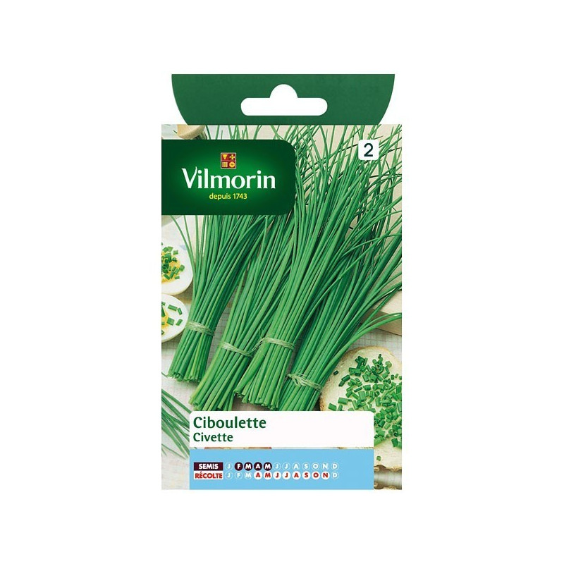 Product sheet Very fine Danish chives