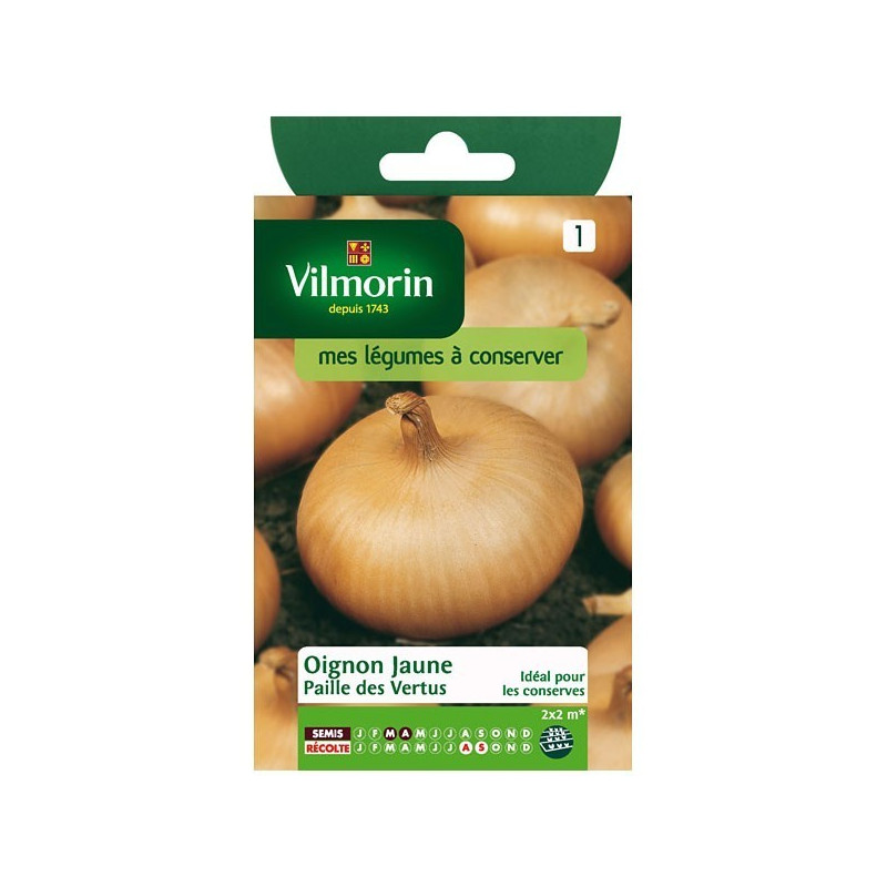 Product sheet Yellow onion Straw of the Virtues