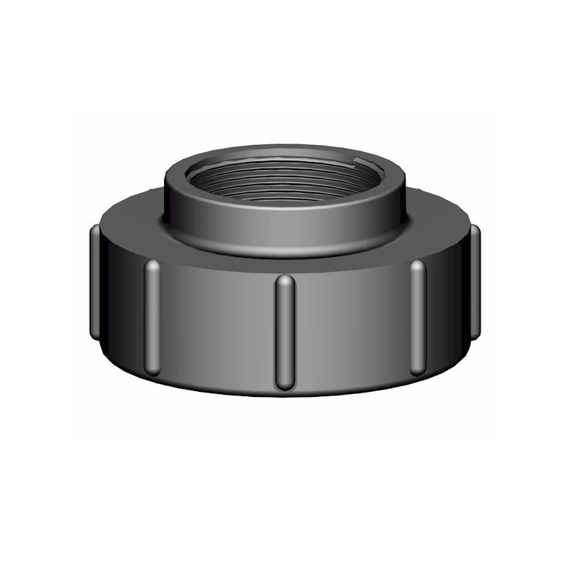 Product sheet Female connector S100x8 - female 2 inches, not gas
