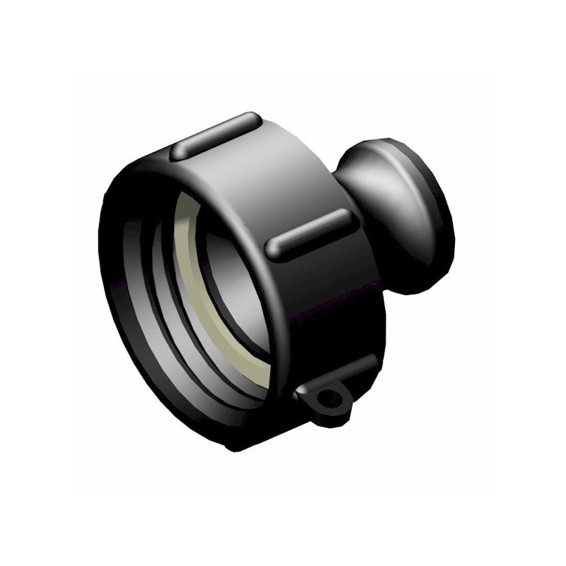 """Product sheet Female connector S60x6 2 '' - male camlock 1 """""""