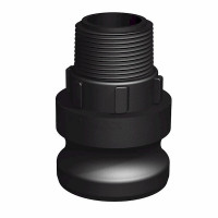 Fiche produit Raccord male fileté 1''1/2 BSP - camlock male 2''