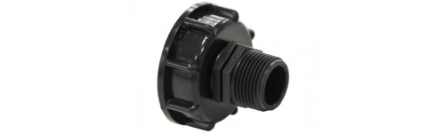 Fittings S60x6 - male threaded end