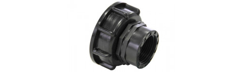 Fittings S60x6 - threaded female end cap