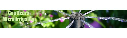 Driers for micro irrigation